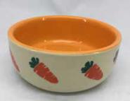 Comedero de ceramica