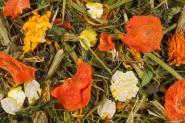 Mix de hierbas y guisantes