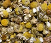 Flores de camomila