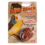 Bloque Mineral para Pájaros LIVING WORLD
