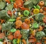 HM Luzernebits mit Karotten