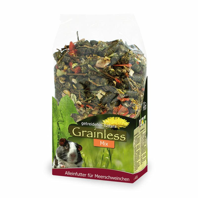 JR Farm Grainless Mix Conejillo de Indias