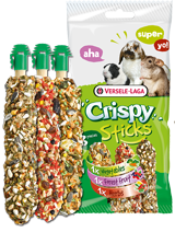 Crispy Sticks Triple Variety Pack Herbivores