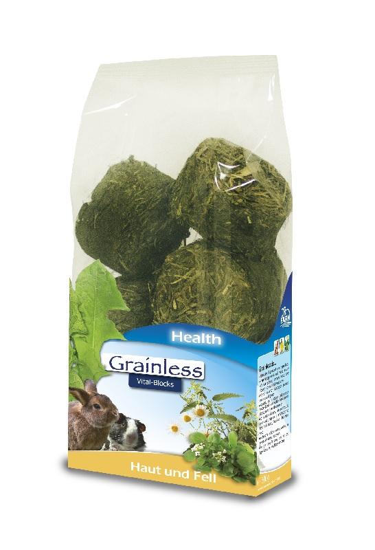 JR Farm Grainless Vital-Blocks Haut und Fell