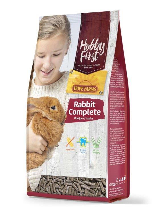 HF Hope Farms conejo complete
