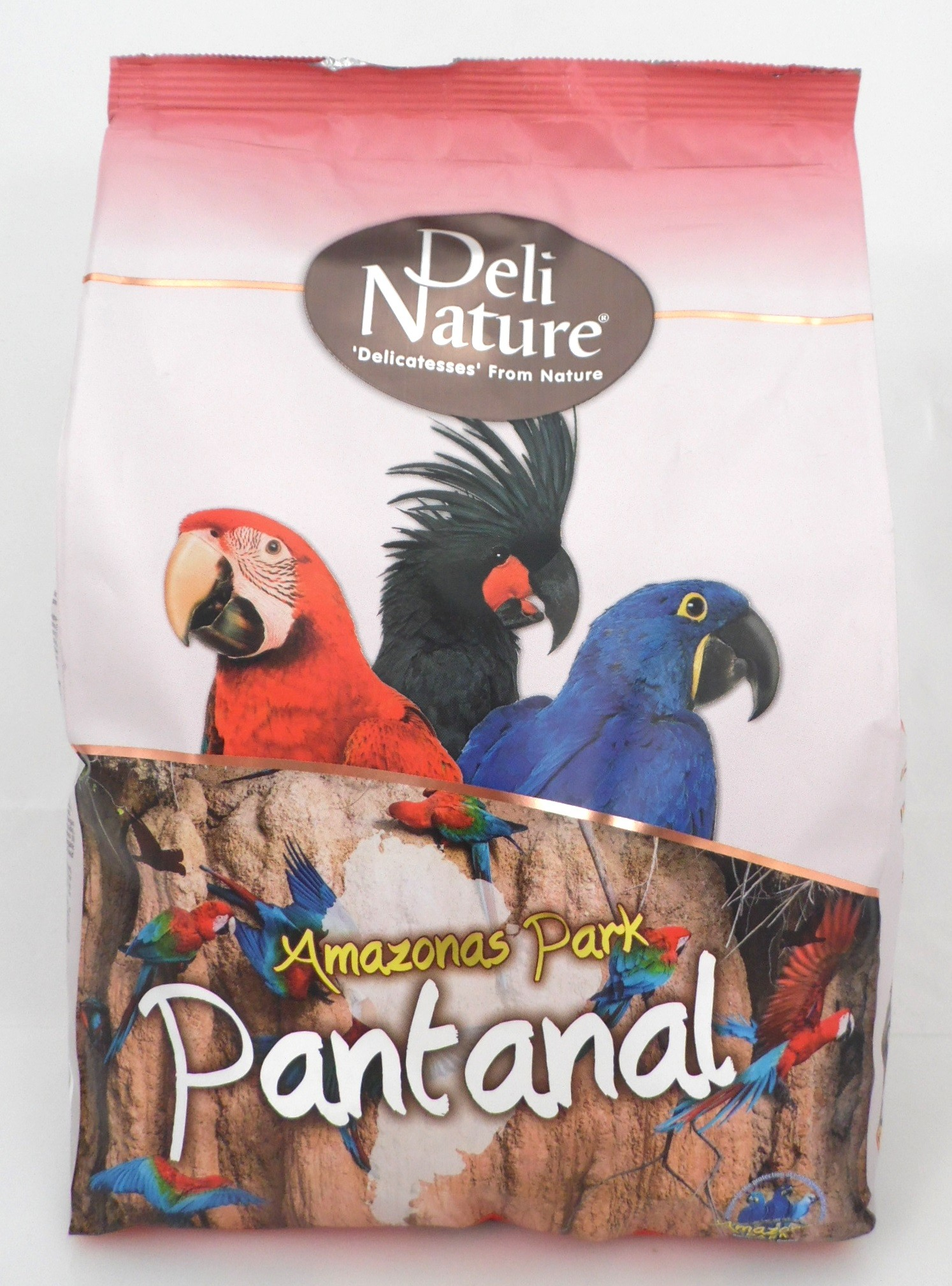 Deli Nature AMAZONAS PARK PANTANAL