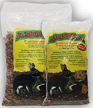 Corteza de los árboles-substrato suelo - JRS o Amora