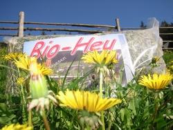 Bio Heno de Montana con hierbas cosecha 2019