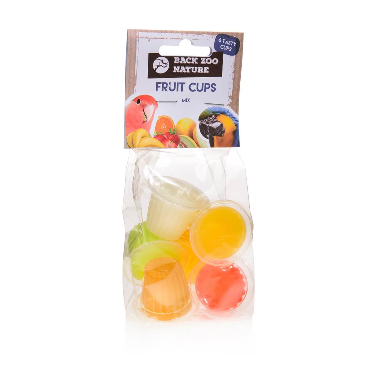 Zoofaria fruit cups