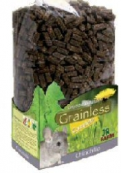 Grainless Complete Chinchilla