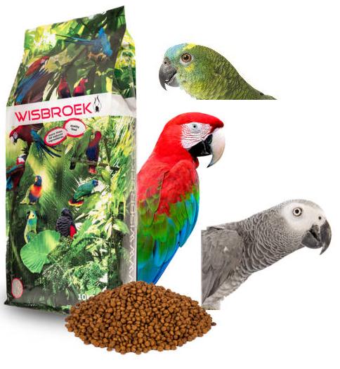 Wisbroek Parrot Fruit Blend Daily large